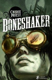 capa do livro Boneshaker