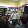 Frini Georgakopoulos e Marcelo Amaral