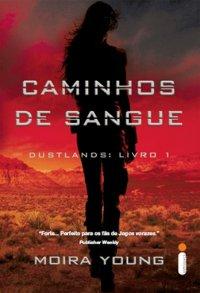 capa do livro Caminhos de Sangue