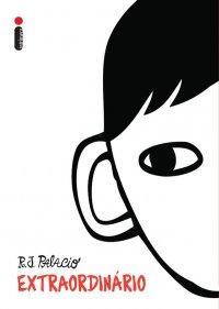 capa do livro Extraordinário - R.J. Palacio