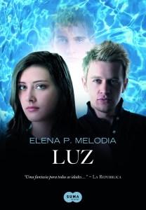 capa do livro Luz - My Land #3 - Elena P. Melodia