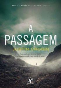 capa do livro A Passagem - Justin Cronin