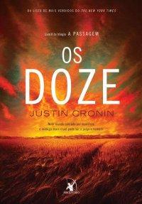 capa do livro Os Doze - Justin Cronin