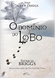capa do livro O Domínio do Lobo - Patricia Briggs