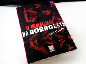 O Enigma da Borboleta - Kate Ellison