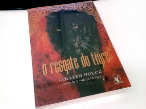 O Resgate do Tigre #2 - Colleen Houck
