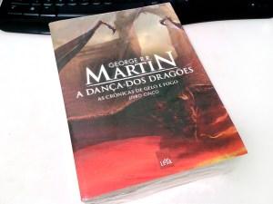 A Dança dos Dragões #5 - George R.R. Martin