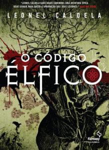 capa do livro O Código Élfico - Leonel Caldela