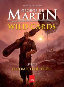 capa do livro O Começo de Tudo - George R.R. Martin