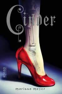 capa do livro Cinder