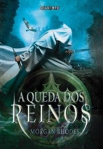 capa do livro A Queda dos Reinos