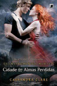 capa do livro Cidade das Almas Perdidas - Cassandra Clare