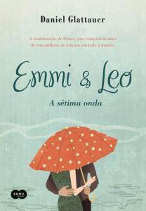 capa do livro Emmi & Leo - Daniel Glatauer