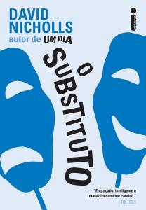 capa do livro O Substituto - David Nicholls
