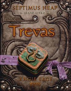 capa do livro Trevas - Angie Sage