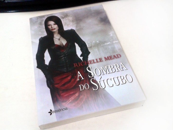 O Sombra do Súcubo - Richelle Mead
