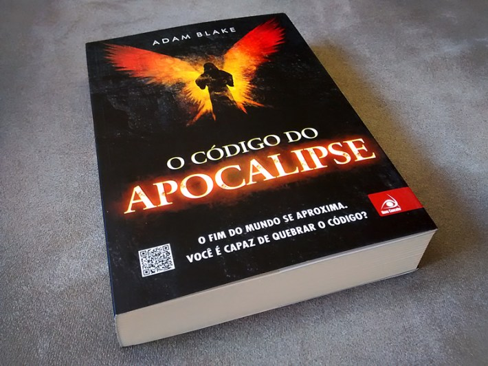 O Código Apocalipse - Adam Blake