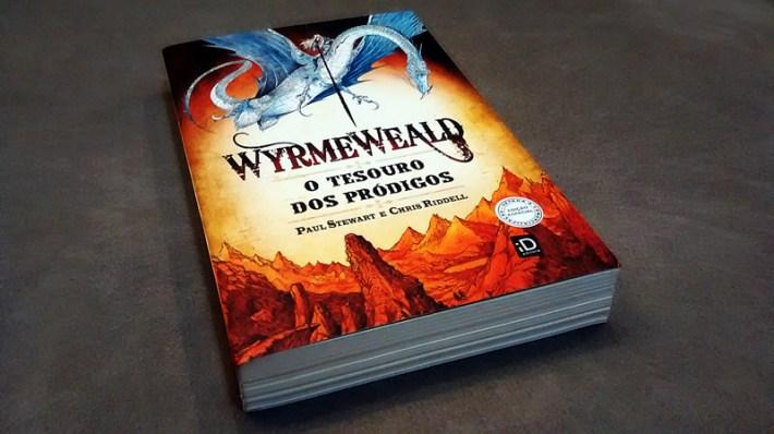 Wyrmeweald - Paul Stewart & Chris Riddell