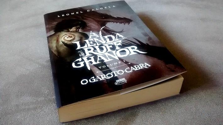 O Garoto Cabra - Leonel Caldela