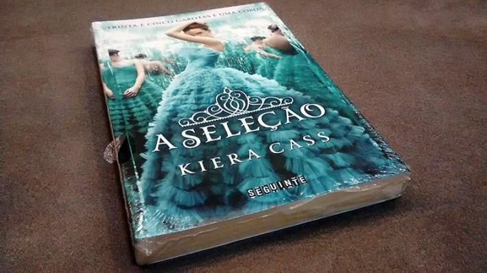 A Seleção - Kiera Cass