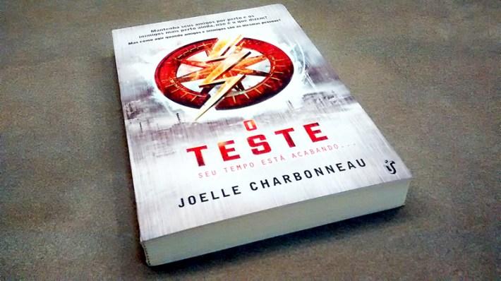 O Teste - Joelle Charboneau