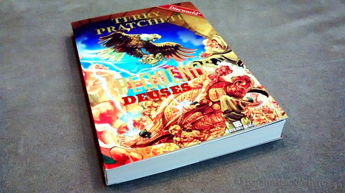 Pequenos Deuses - Terry Pratchett