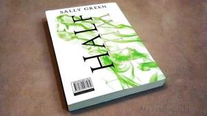 Half Wild - Sally Green - White Side