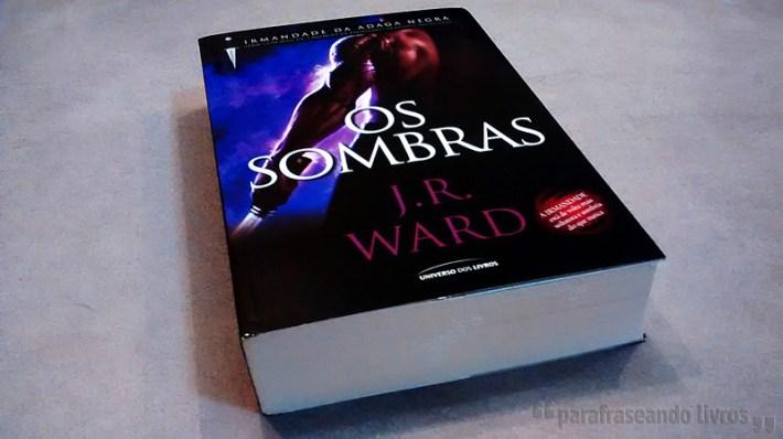 os sombras - j.r. ward