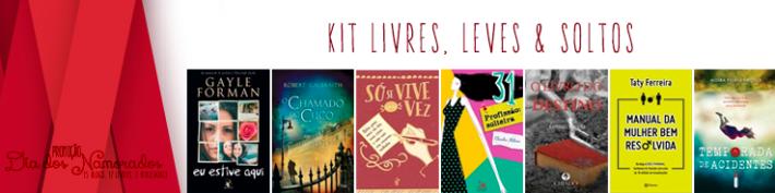 Promoção Dia dos Namorados - Kit leves e soltos