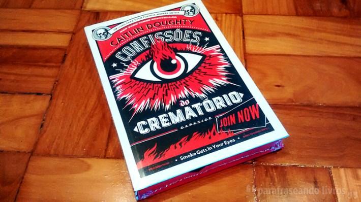 confissões do crematório - caitlin doughty