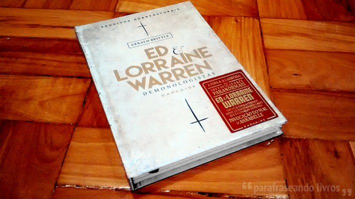 ed & lorraine warren: demonologistas - gerald brittle