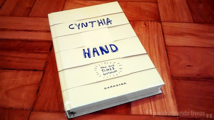 o último adeus - cynthia hand