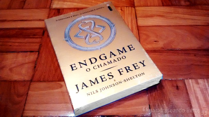 endgame: o chamado - james frey