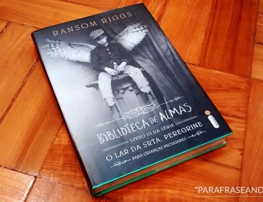 biblioteca de almas - ransom riggs