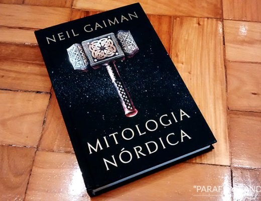 mitologia nórdica - neil gaiman