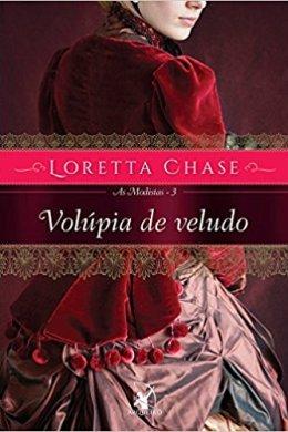 volúpia de veludo - loretta chase