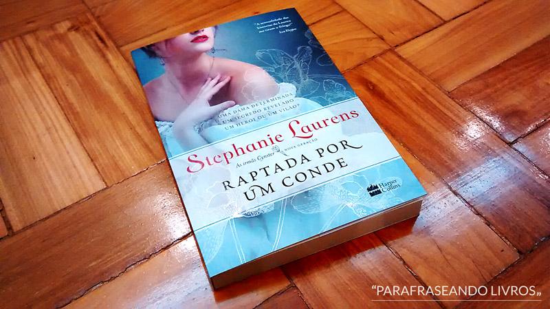 Raptada por um Conde - Stephanie Laurens