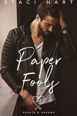 paper fools - stacy hart