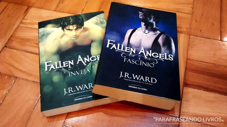 fallen angels - j.r. wards