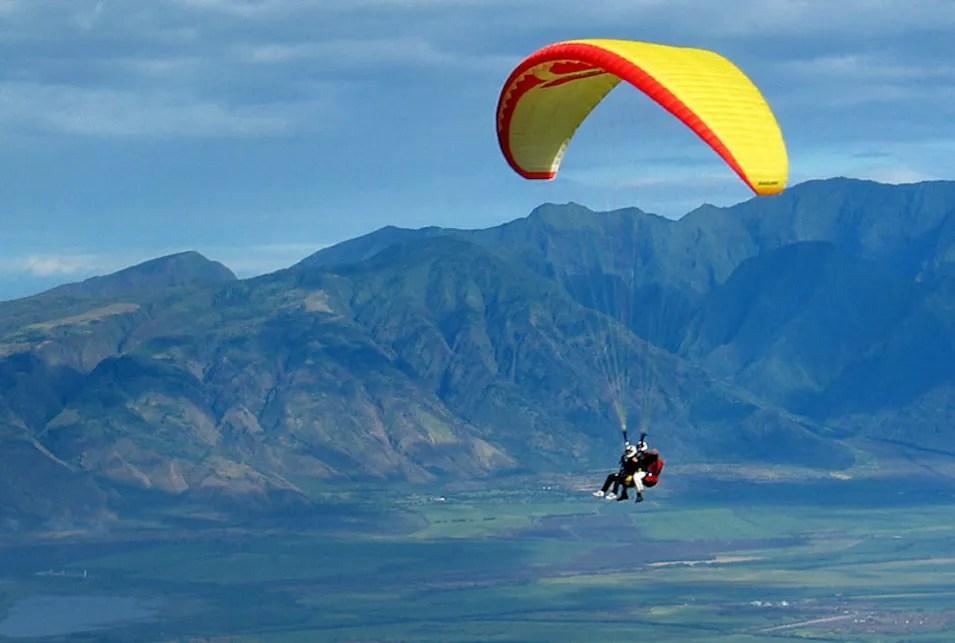 Proflyght Paragliding – Maui Tandem & Solo Paragliding Instruction