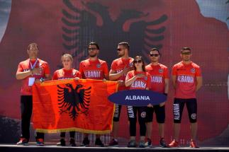 Albanian_Paragliding_team