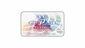 Paragon $100 GIFT CARD