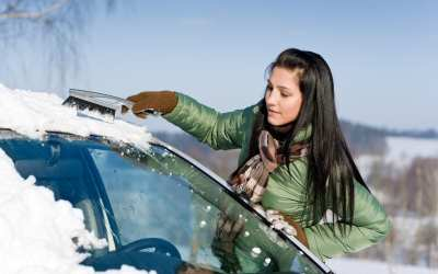 KELOWNA MECHANIC PROVIDES WINTER DRIVING TIPS THAT COULD BE LIFE-SAVING