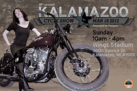 Next Event: Kalamazoo Motorycle Swap Meet at Wings Stadium