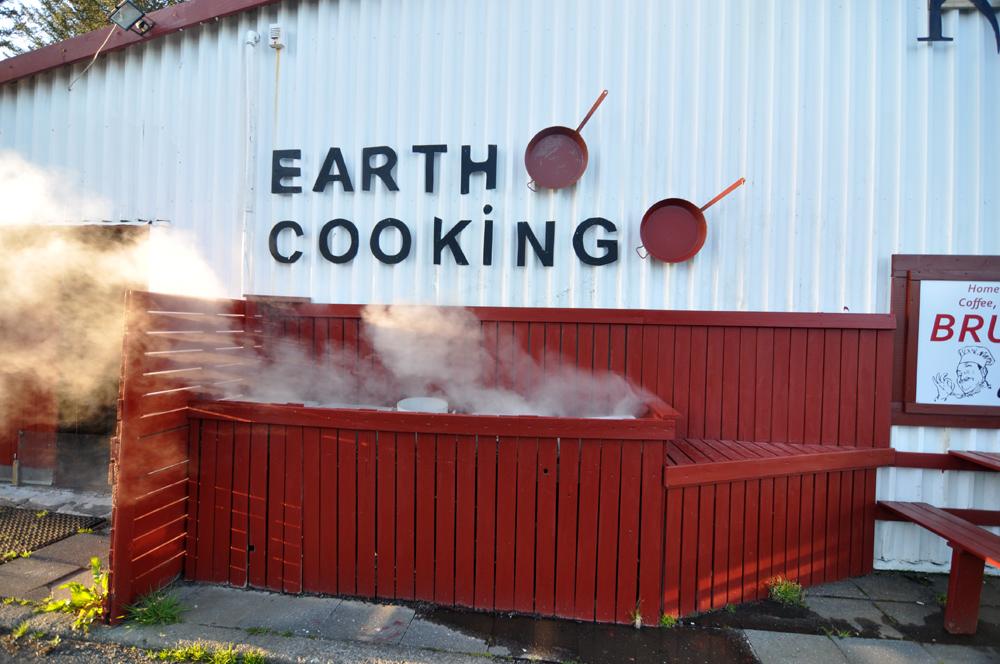 Wiecznie gorący grill