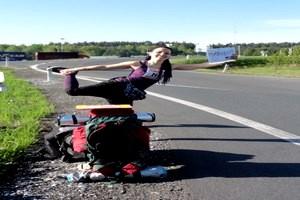 autostopem do chorwacji