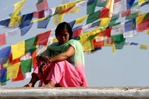 kathmandu kobiety
