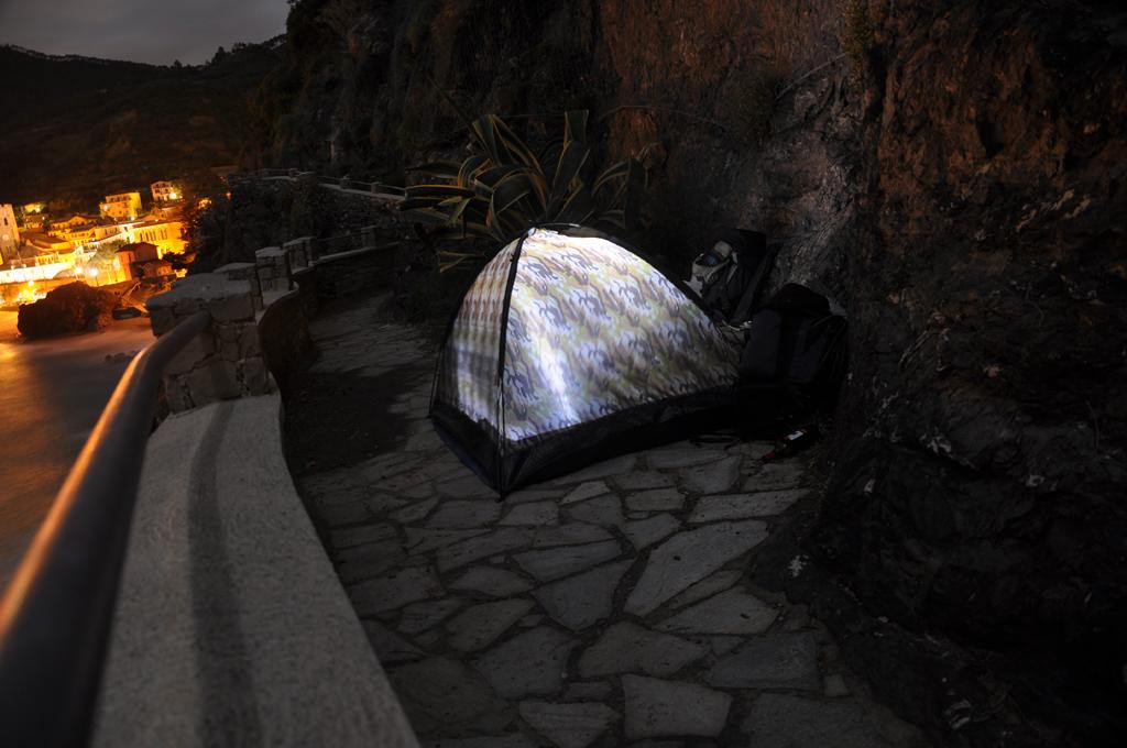 Nocleg przy Monterosso
