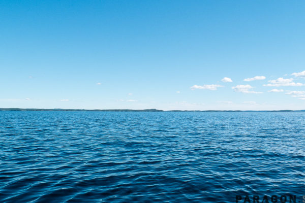 big lake finland