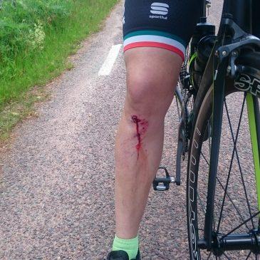 Aggressiv bilförare dömd för attack mot cyklist